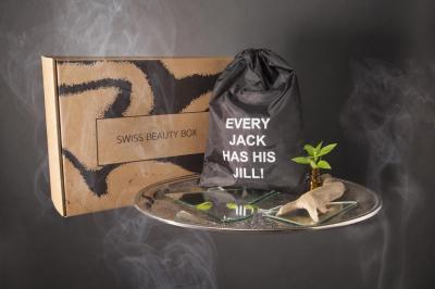 Sac en toile : Every Jack has his Jill!