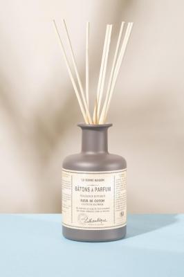 Bâtons à parfums Fleur de Coton