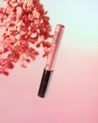 Crayon rouge à lèvres sable rosé